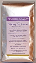 Pure Slippery Elm Powder
